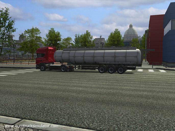68 imagens para o jogo Euro Truck Simulator (PC)
