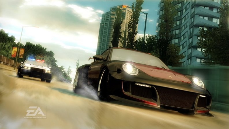 3 imagens para o jogo Need for Speed Undercover (Wii) - Voxel