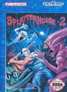 Splatterhouse Part II