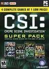 CSI: Super Pack