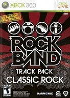 Rock Band Classic Rock Track Pack