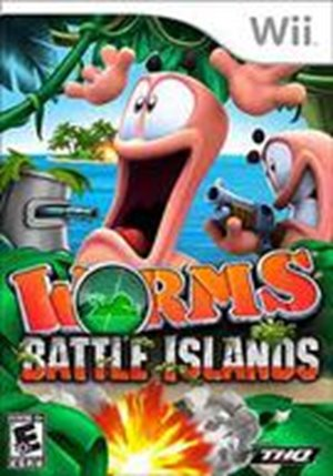 Worms: Battle Islands