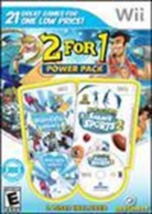 2-for-1 Power Pack: Winter Blast/Summer Sports 2