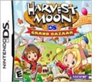 Harvest Moon: Grand Bazzar