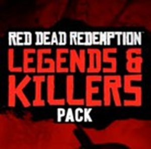 Red Dead Redemption: Legends & Killers Pack