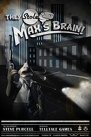 Sam & Max: The Devil's Playhouse - Episode 3 They Stole Max's Brain!