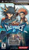 Yu-Gi-Oh! 5D's Tag Force 5