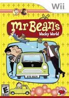 Mr Bean's Wacky World