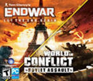 Tom Clancy's End War With World in Conflict