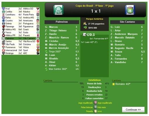 o jogo brasfoot 2011 para pc