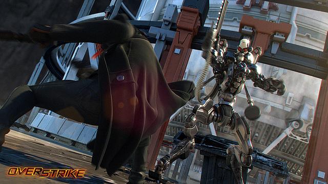 [SCHEMATICS_4FR]  6 imagens para o jogo Fuse (Xbox 360) - Voxel | Jogo Fuse Xbox 360 |  | Voxel
