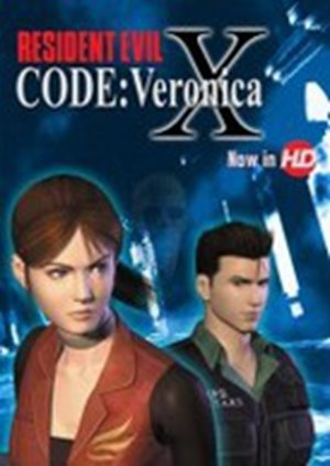 Resident Evil Code: Veronica X HD