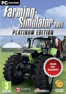 Farming Simulator 2011: The Platinum Edition