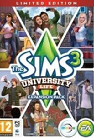 The Sims 3: University Life - Voxel