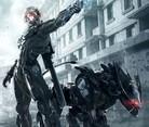 Metal Gear Rising: Revengeance - Blade Wolf