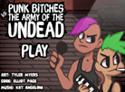 Punk Bitches vs Undead