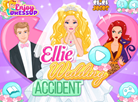Ellie Wedding Accident