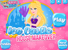 Ice Castle House Makeover