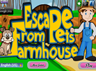 Escape From Pets Farmhouse