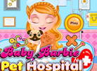 Baby Barbie - Pet Hospital