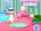 Talking Angela House Loans