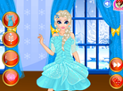 Ice Queen Surprise Birthday Party