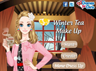 Winter Tea Make Up