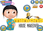 Minions House Makeover