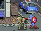 Tiny Avengers Fan Game