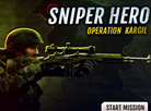 Sniper Hero - Operation Kargil