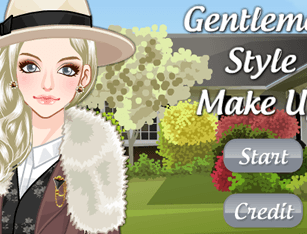 Gentlemen Style Make Up