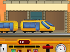 Train Driving Frenzy