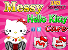 Messy Hello Kitty Care