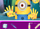 Minion Hands Doctor
