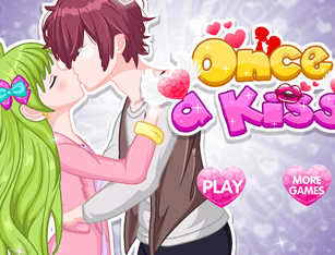 Once a Kiss