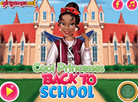 Cool Princesses Back To School