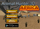 Animal Hunter 3D - Africa