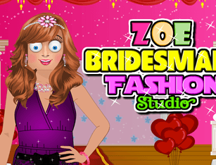 Zoe Bridesmaid Fashion Studio