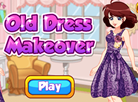 Old Dress Makeover