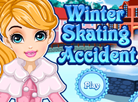 Winter Skating Accident