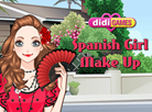 Spanish Girl Make Up