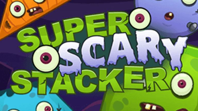 Super Scary Stacker - Click Jogos