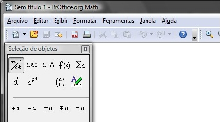 BrOffice Math