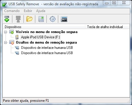 USB safely remove 115200982443AM