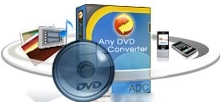 Any DVD Converter Professional - Imagem 1 do software