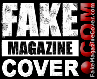 Fake Magazine Cover