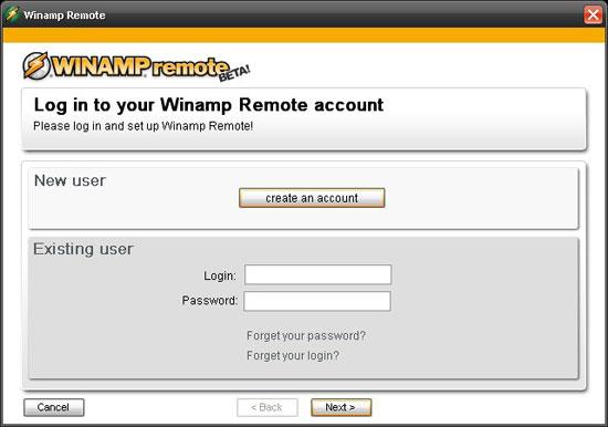 Como instalar o Winamp Remote - TecMundo