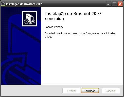 o brasfoot 2007 gratis