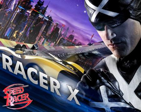 Racer X, o irmão do Speed Racer!