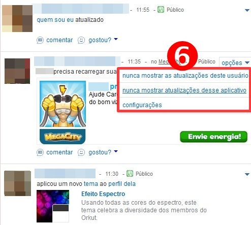 Ver fotos dos amigos no orkut 51